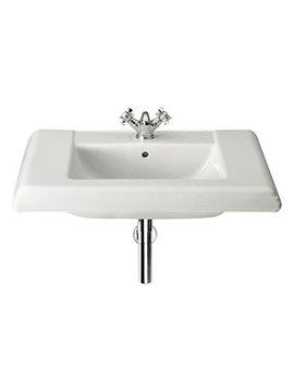 New Classical White Basin 630 x 510mm - 327491000