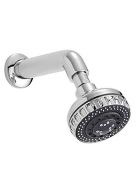 No 7 Shower Kit Millennium Head And Arm - 818