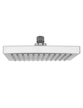 Square Shower Head With Swivel Joint - HEAH04
