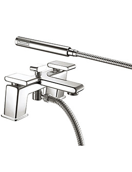 Pivot Bath Shower Mixer Tap Chrome - PIV BSM C