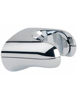 Mira Logic Showerhead Holder Chrome - 2.1605.150