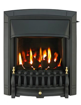 Valor Dream Convector C1 Slide Control Inset Gas Fire Black