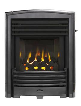 Related Valor Petrus Slimline Homeflame Inset Gas Fire Black-Chrome