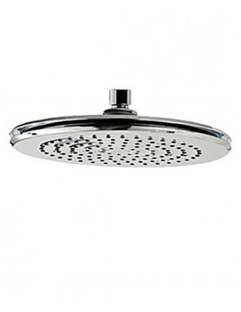 Emily Chrome Fixed Shower Head - TSHFEMILCH