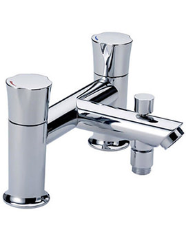 Discovery Deck Mounted Bath Shower Mixer Tap - 1.1612.004