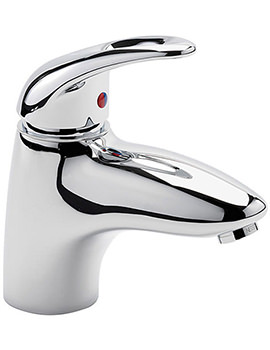 Latina Mono Bath Filler Tap Chrome - 25030