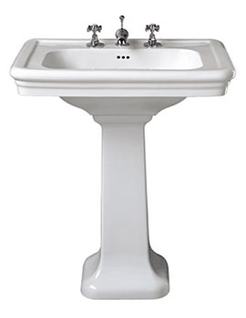 Etoile 700mm Large Basin With Full Pedestal