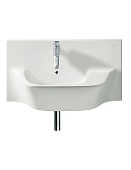 Roca Frontalis Wall Hung Basin 800mm Wide - 327580000