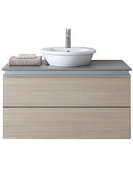 Related Starck 1 Basin 460mm On Darling New 800mm Furniture - DN646401451