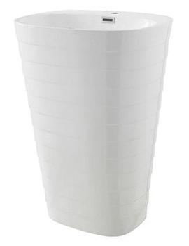 Hive 600mm Floor Standing Basin