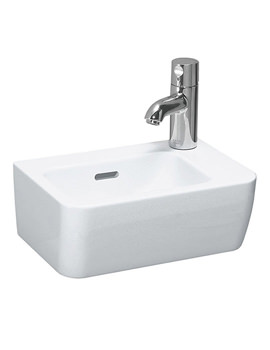 Laufen Pro A 360 x 250mm Small Washbasin With 1 Tap Hole - 16955WH