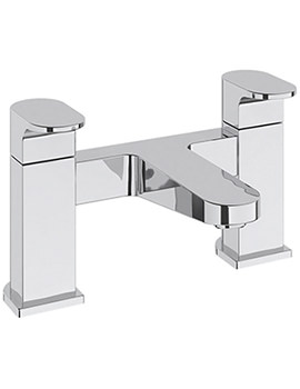 Lush Deck Mounted Bath Filler Tap - LUSH108