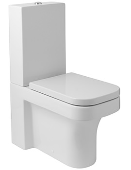 Related Azzurra Tulip Closed Couple WC Pan 360 x 670mm With Wall Trap
