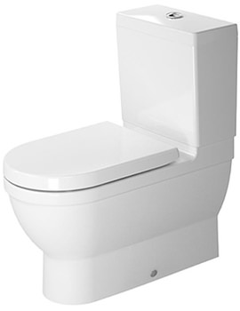 3 Close Coupled Toilet With Cistern - 2141090000