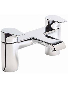 Tavistock Blaze Deck Mounted Bath Filler Tap Chrome - TBL32