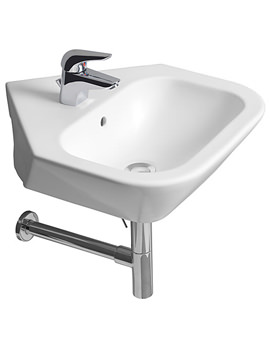 Nexo Corner Basin 500mm Wide - 327646000