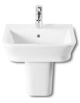 Related Roca The Gap White Basin 450mm Wide - 327477000