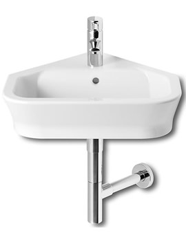 The Gap White Corner Basin 480mm Wide - 32747R000