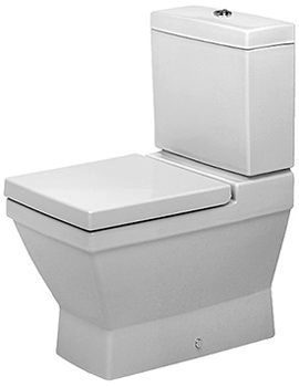 Related Duravit 2nd Floor Close Coupled Toilet With Cistern And Seat