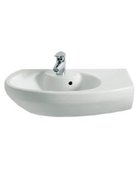 Senso Compact Corner Right Hand Basin 680mm Wide - 327519000