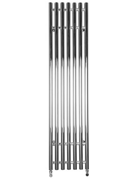 Vertical Tubes Dual Fuel Radiator 380 x 1600mm - ST-901V