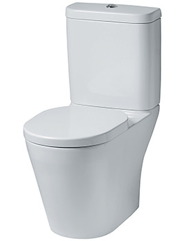 Tonic Close Coupled WC Pan And Cistern 685mm