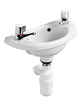 Space Micro Wash Basin 400mm
