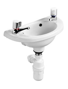 Space Micro Wash Basin 400mm - E617501