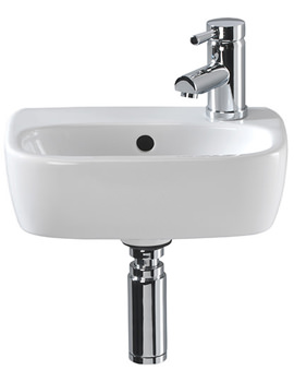 Moda Handrinse Washbasin 360 x 260mm - MD4821WH