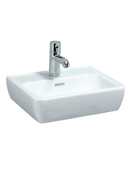 Pro A Basin Without Tap Hole 450 x 340mm