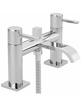 Related Sagittarius Immortals Echo Bath Shower Mixer Tap With Shower Kit