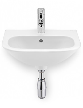 Roca Nexo Cloakroom Basin 450mm Wide