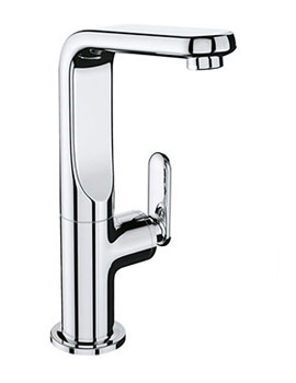 Grohe Spa Veris Basin Mixer Tap Half Inch Chrome - 32187000