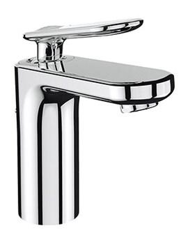 Veris Half Inch Chrome Mono Basin Mixer Tap - 23064 000