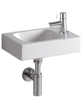3D Handrinse Basin 380mm - 3D4811WH