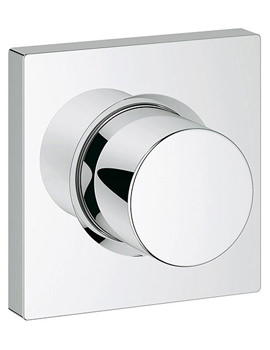 Grohtherm F Trim Concealed Shower Valve With Single Volume Control