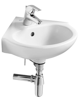 Studio Corner Basin 450mm - E115001