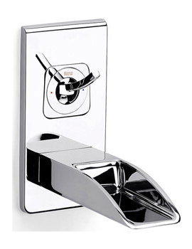 Evol Wall Mounted Basin Mixer Tap - 5A4749C00