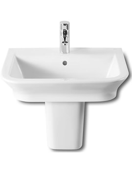 The Gap Wall Hung Or Countertop Basin 550mm Wide - 327475000