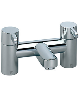 Insight Deck Mounted Bath Filler Tap Chrome - T993002
