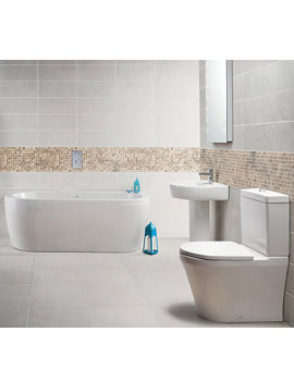 Beo Mellow Plus Bathroom Suite