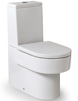 Happening WC Pan With Cistern And Soft Close Seat - 342567000