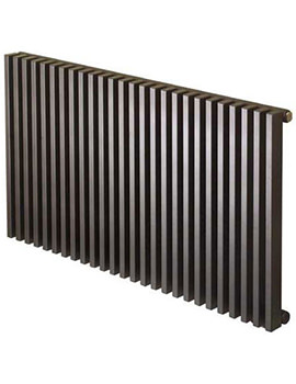 Bassano 600mm Height Horizontal Double Radiator