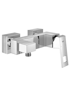 Related Grohe Eurocube Exposed Single Lever Shower Mixer Valve - 23145 000