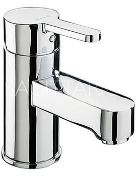 Plaza Chrome Monobloc Bath Filler Tap - PL-204-C