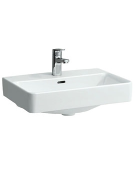 Laufen Pro A 580 x 380mm Compact Basin With Undersurface Ground
