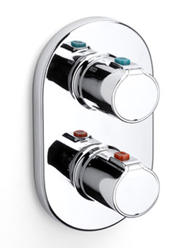 V2 Built-In Thermostatic Bath Or Shower Mixer Valve - 5A2918C00
