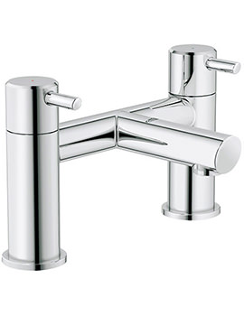 Concetto Deck Mounted Bath Filler Tap - 25102000