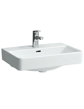 Pro A Compact Basin With Undersurface Ground 600 x 380mm