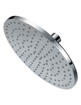 Flova Design Brass Round Rainshower Head 250mm - KI011A